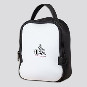 Barrel Racer Neoprene Lunch Bag