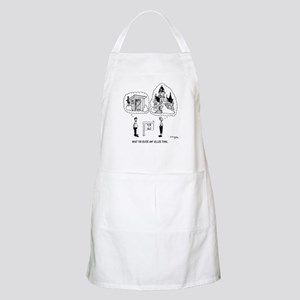 What The Buyer & Seller Think Apron