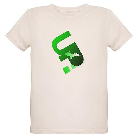 U.P. Yooper Organic Kids T-Shirt