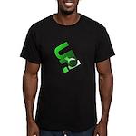 U.P. Yooper Men's Fitted T-Shirt (dark)