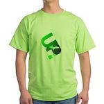 U.P. Yooper Green T-Shirt