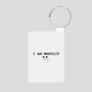 Makulit Aluminum Photo Keychain