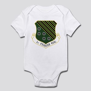 1st Fighter Wing Infant Bodysuit
