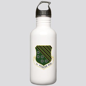 1st Fighter Wing Stainless Water Bottle 1.0L