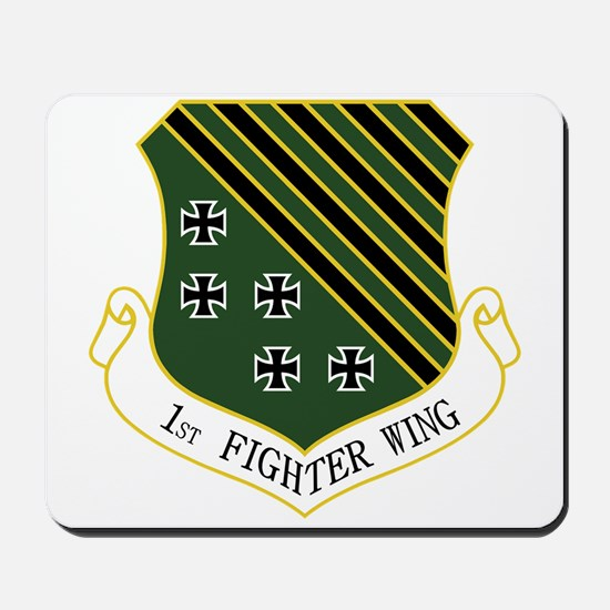 1st Fighter Wing Mousepad