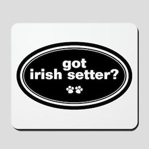 Got Irish Setter? Mousepad
