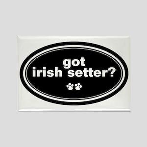 Got Irish Setter? Rectangle Magnet