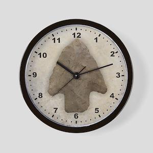 Arrowhead Wall Clock