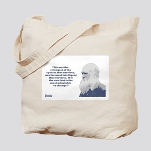 Darwin - Species Tote Bag