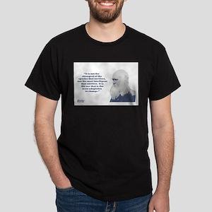 Darwin - Species Dark T-Shirt