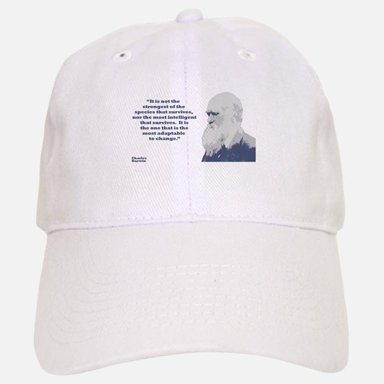 Darwin - Species Baseball Baseball Cap