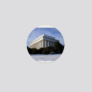 Lincoln Memorial Mini Button (10 pack)