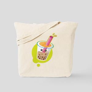 Boba Tea Tote Bag