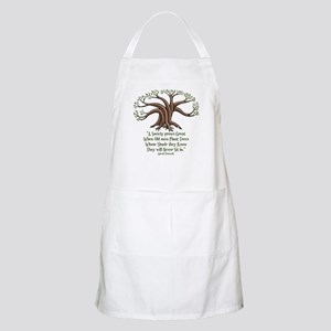 Greek Trees Apron