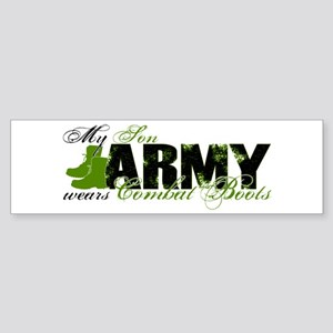 Son Combat Boots - ARMY Sticker (Bumper)