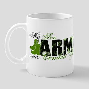 Son Combat Boots - ARMY Mug