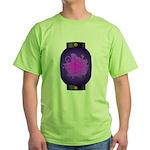 Agehacho chochin4 Green T-Shirt