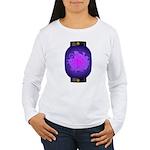 Agehacho chochin4 Women's Long Sleeve T-Shirt