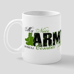 Niece Combat Boots - ARMY Mug