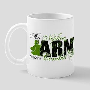 Nephew Combat Boots - ARMY Mug