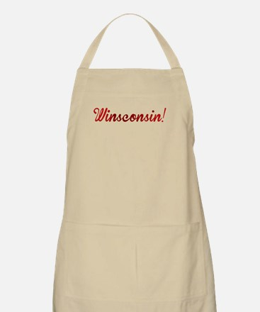 Winsconsin! Putting the WIN i Apron