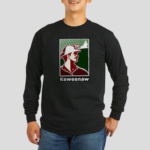 Keweenaw Heritage Long Sleeve Dark T-Shirt