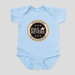Paul Revere Infant Bodysuit