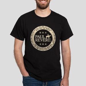 Paul Revere Dark T-Shirt