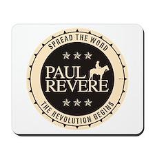 Paul Revere Mousepad