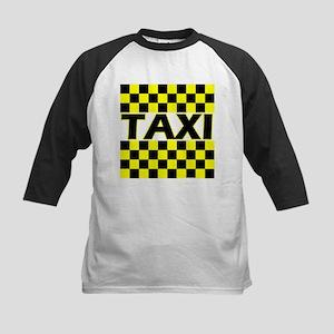 Taxi Kids Baseball Jersey