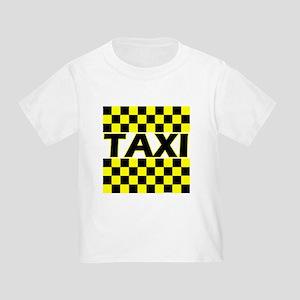 Taxi Toddler T-Shirt
