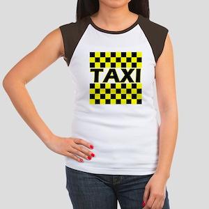 Taxi Women's Cap Sleeve T-Shirt
