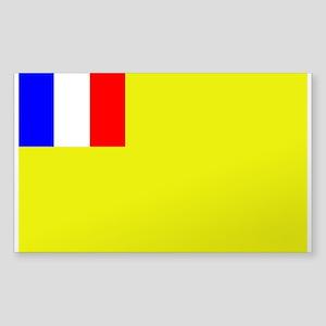 French Indochina Sticker (Rectangle)