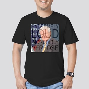 Extremely Newt Men's Fitted T-Shirt (dark)