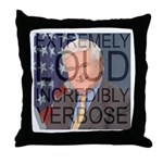 Extremely Newt Throw Pillow