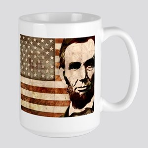 Abraham Lincoln Large Mug