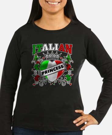 Italian Princess T-Shirt