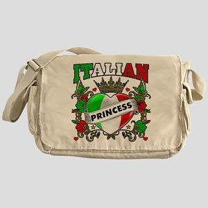Italian Princess Messenger Bag