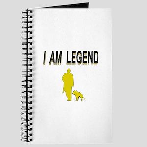 i am legend Journal