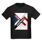 God Bless The United States Kids Dark T-Shirt