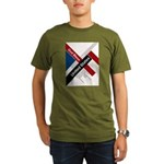 God Bless The United States Organic Men's T-Shirt