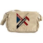 God Bless The United States Messenger Bag