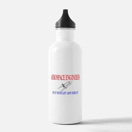 Aerospace Engineers Do It Water Bottle