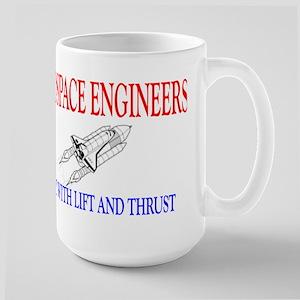 Aerospace Engineers Do It Large Mug
