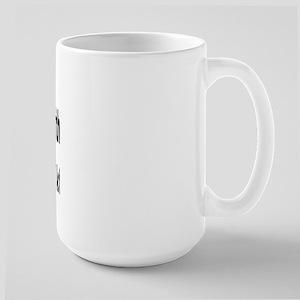 Terrorist Defined Large Mug