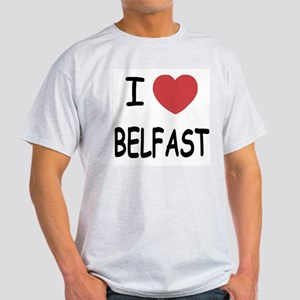 I heart belfast Light T-Shirt
