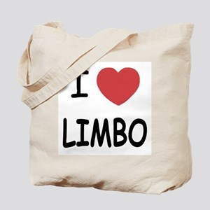 I heart limbo Tote Bag