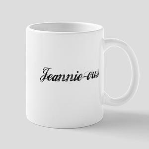 Jeannie-ous Mug