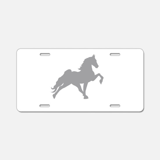 Funny Tennessee walkers Aluminum License Plate