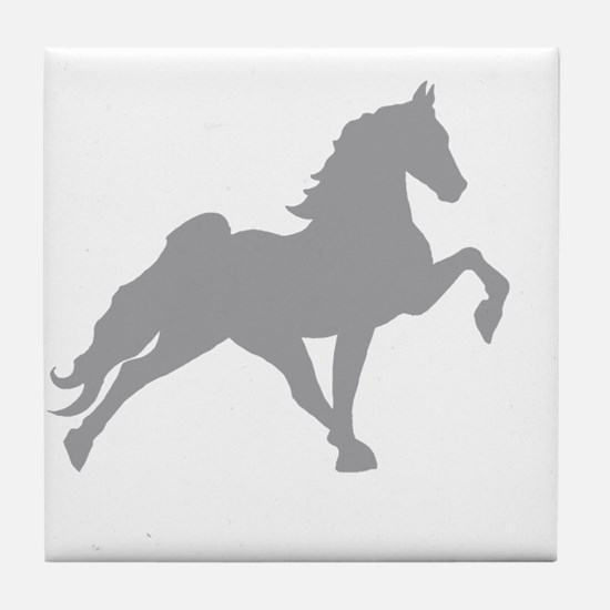 Cool Tennessee walking horses Tile Coaster